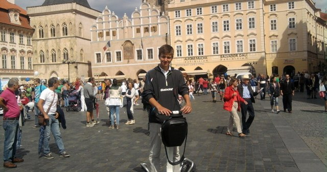excursiones con segway