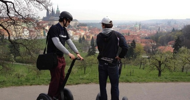 city tour in segway